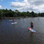 Activité : Stand up paddle