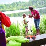 Activité : pêche