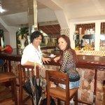 Lobby Bar, café bien rico a lo cubano.