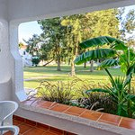 Studio terrace / Vista T0