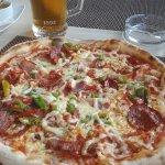 Slavonska Pizza - medium - Spicey - 52kn