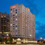Welcome to the Hilton Garden Inn Charlotte Uptown Hotel.