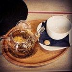 Flowering White Tea...love it!