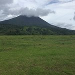 Part of our all day tour to Arenal with Jairo