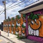 Miami orange!