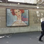 L'une des affiches