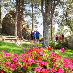 Flower Gardens at the Mountain-Top Grille
