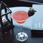 Cocktail hour at Stir