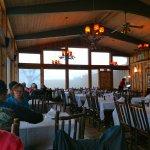The Pishgah Inn Restaurant interior