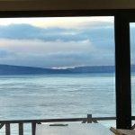 vista al Lago Argentino
