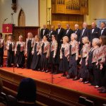 The Harmony Singers perform every Monday night until 18th Sept 2017.  Varied repertoire. Tickets