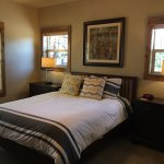 Example of RiverWild Forest Home, Bedroom