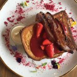 French brioche toast - outstanding