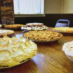 Great variety of pies to choose from!
