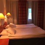 Arlanda Hotellby Bedroom