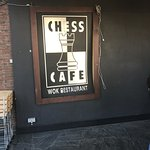 Photo of chess cafe