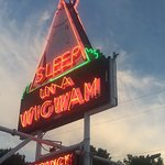 Awesome vintage neon