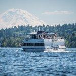Argosy Cruises sails through Lake Washington
