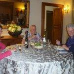 Sfeervol en relaxed dineren