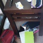 bedside table.No storage