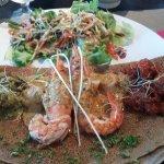 Foto di Les Salines Creperie Restaurant