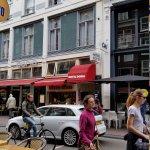 Doria Hotel Amsterdam Foto