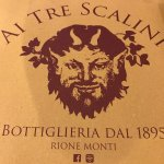Photo of Ai Tre Scalini - Bottiglieria dal 1895