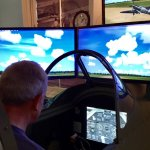 Spitfire Simulator: Successful Landing at White Waltham