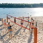 Sunset Cove Volleyball