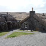 Gearannan Blackhouse Village Foto