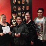 Another crafty crew escapes Lou Cipher's clutches!