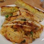 Spicy Thai Chicken and Pasta