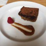 Raw Chocolate and Avocado Cheesecake