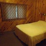 Cabin bedroom #1