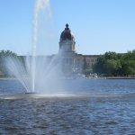 Classic view of the legislature