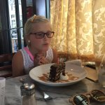Miss Emma's 10th birthday lunch