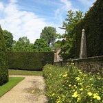 One of many garden rooms at Athelhampton