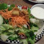 Bacon Ranch Salad starter