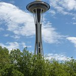 Seattle Center-Space Needle