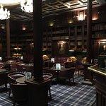 Library Bar, Copenhagen Plaza Hotel