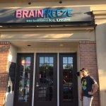 Brain Freeze Exterior