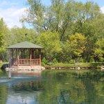 Beautiful pond!!