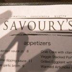Foto de Savoury's
