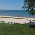 Photo de Glidden Lodge Beach Resort