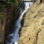 waterfall on premises