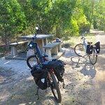En route (Rails-to-Trails)