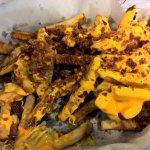 Loaded fries.