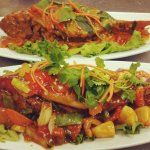 Pla Preow Waan (Sweet & Sour Fish)