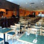 80 seats Dining room