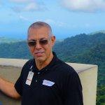 Tour Guide Eddie Rivera of Pandora Tours Puerto Rico.